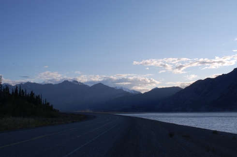 Kluane Lake National Park, Yukon