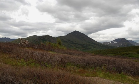 Flattop Trail, Anchorage