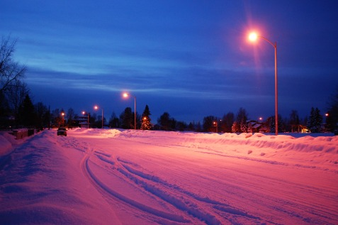 Park Strip, Anchorage